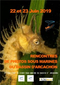 AFFICHE RENCONTRES PHOTO ARCACHON 2019